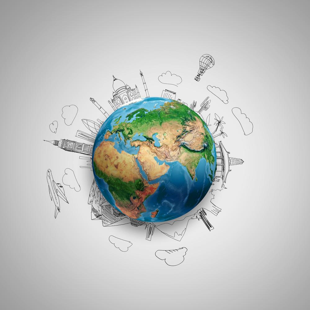 Solar-panel-around-the-world